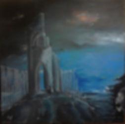 Changes Acryl auf Leinwand/ 80x80cm