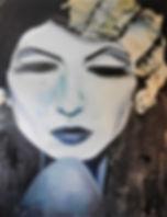 1920 Acryl auf Leinwand/ 120x90cm