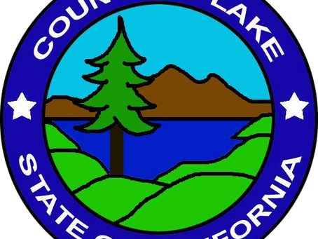 Letter to the Lake County Board of Supervisors
