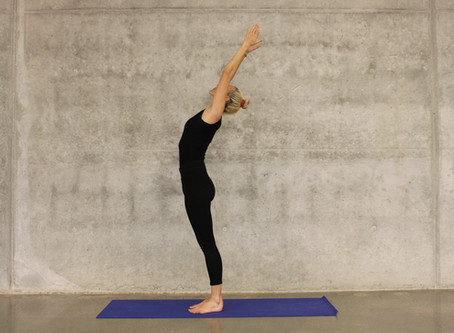 What Happens During Yoga: Inner and Outer Balance