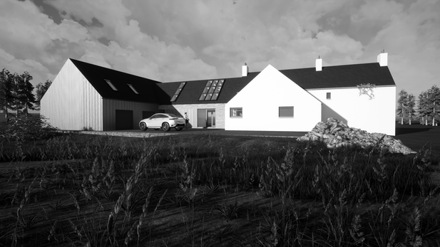 Medwyn Cottage, West Linton