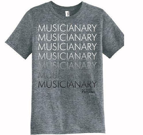 MUSICIANARY T