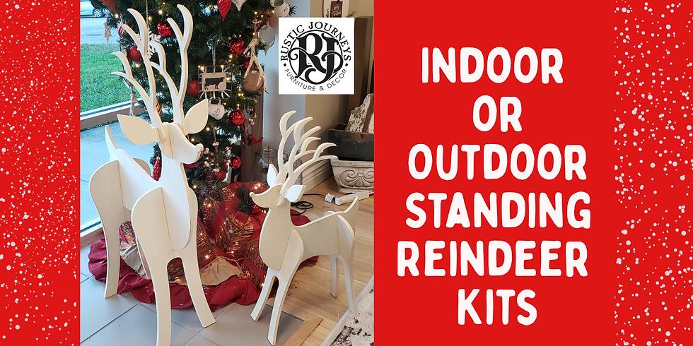 Standing Reindeer Kits
