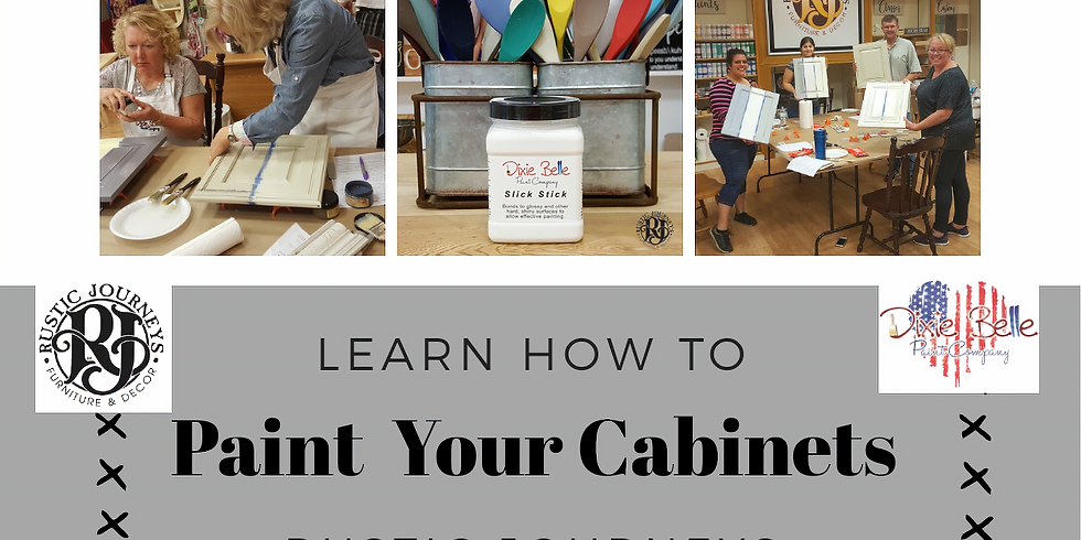 How to Paint Cabinets - Feb 7