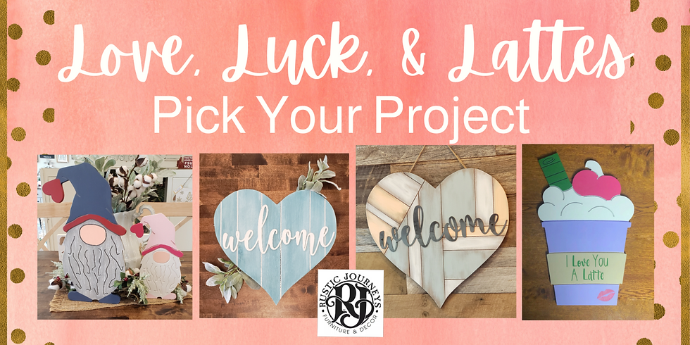 Love, Luck, & Lattes  2/6