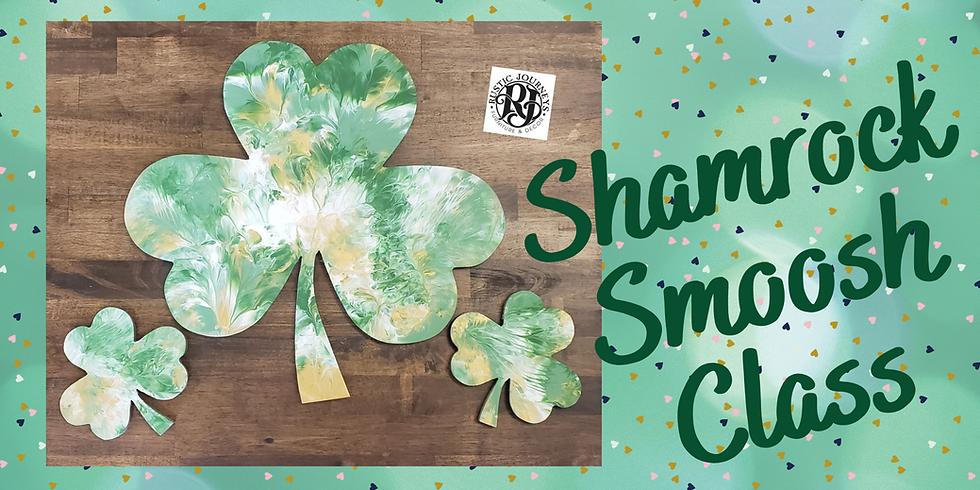 Shamrock Smoosh - March 13
