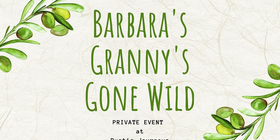 Barbara's Granny's Gone Wild