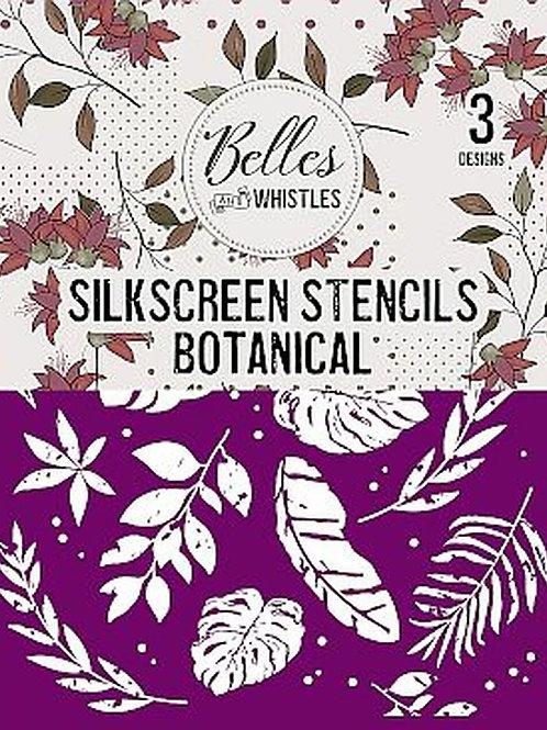 Silkscreen Stencils