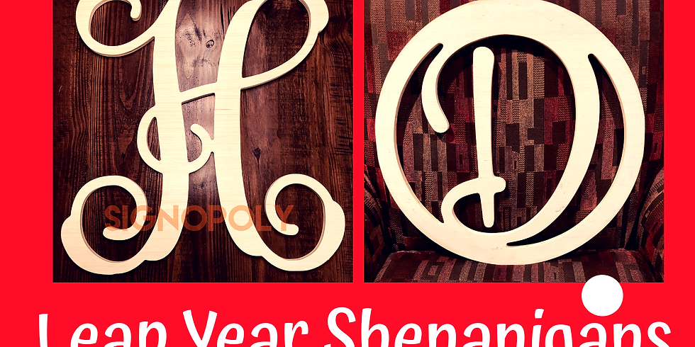 Leap Year Special Monogram Class