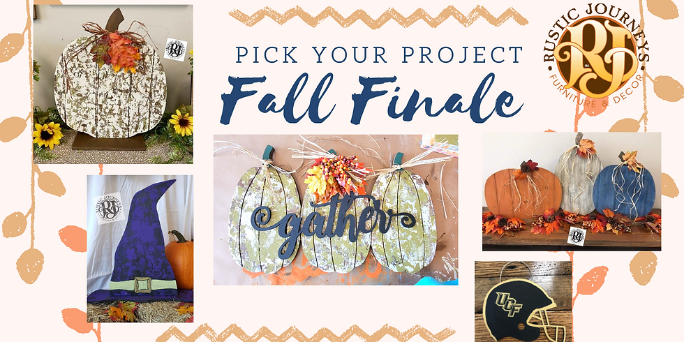 Fall Finale at Rustic Journeys