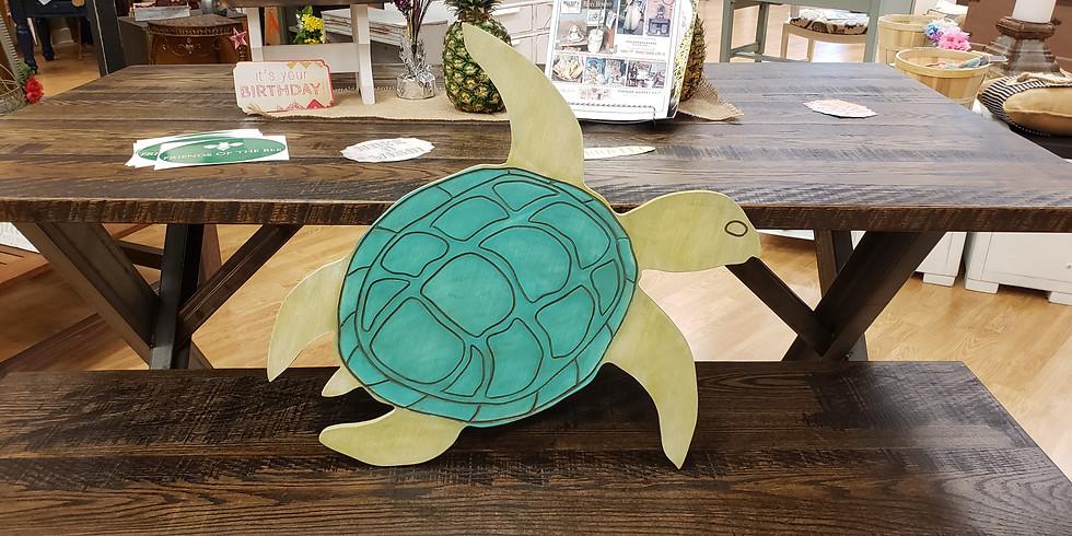 PRIVATE - Kristie's Sea Turtle Group - July 22
