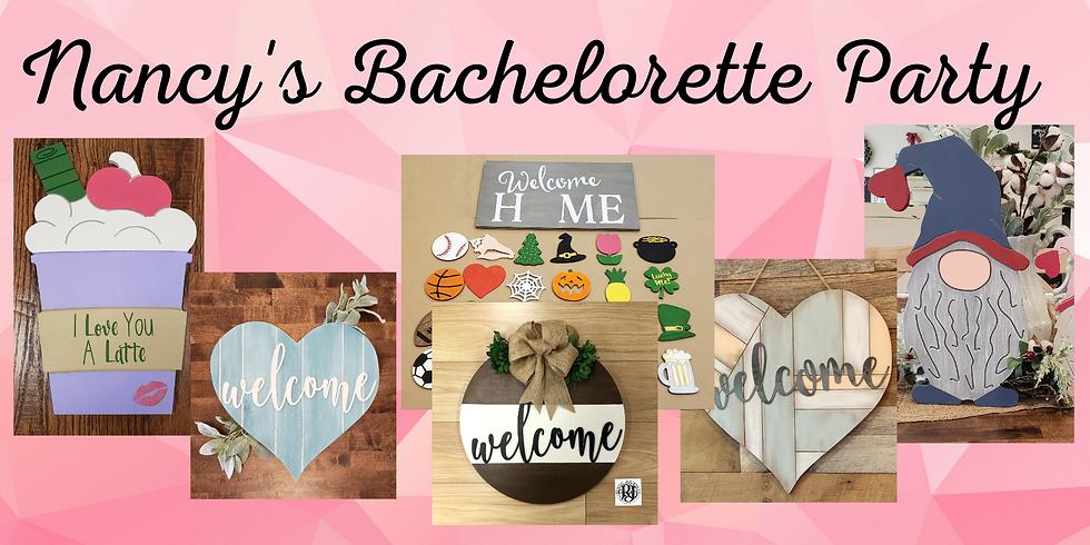 Nancy's Bachelorette Party - Private Event