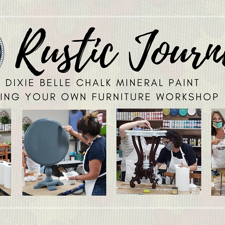 Bring Your Own Furniture Class - August 15