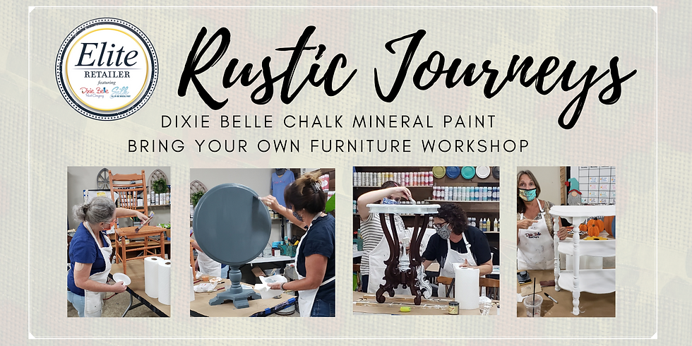 Bring Your Own Furniture Class - October 10