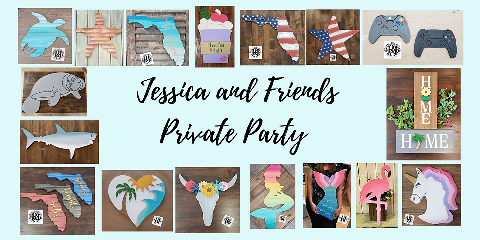 Jessica and Friends Private Party