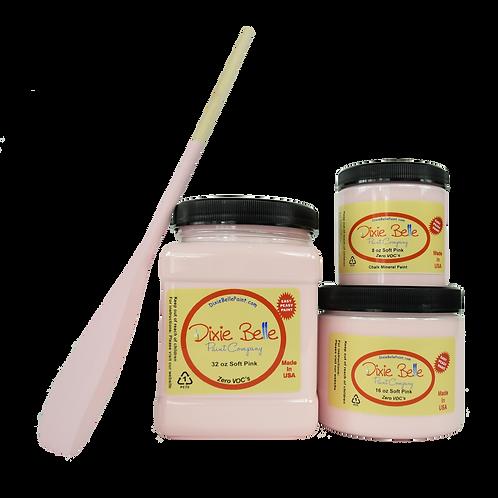 Soft Pink Chalk Mineral Paint