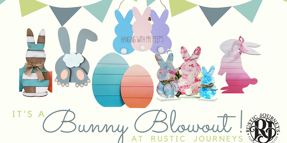 Bunny Blowout Class