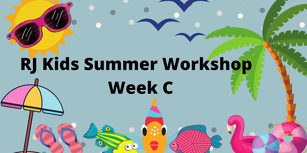 RJ Kids Summer Week C June 21-24