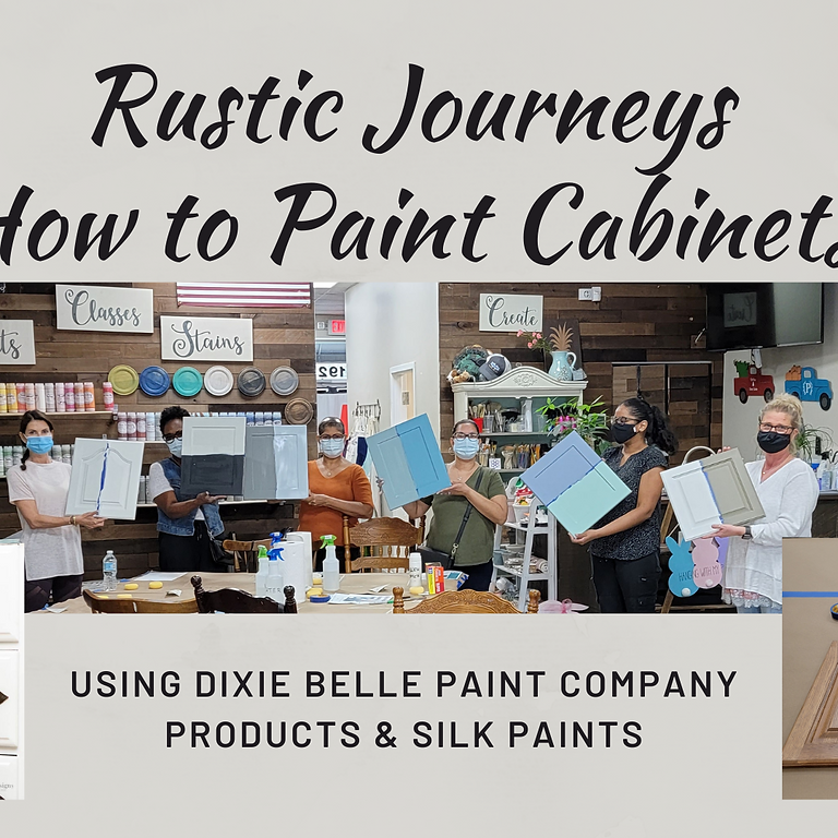 How to Paint Cabinets - Nov.28