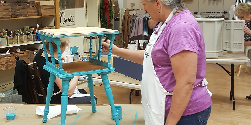 Bring Your Own Furniture Class in Espanol - October 28