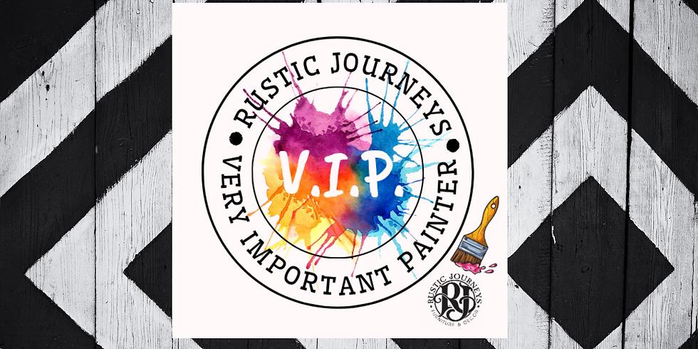 Rustic Journeys VIP Makers 4-Class Pass