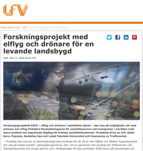 Pressrelease - LFV