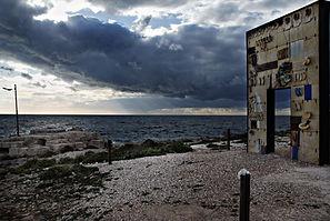 Fremde Söhne - Coverbild Das Tor von Lampedusa, La Porta