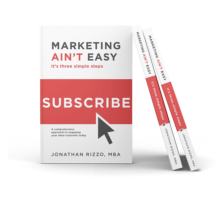 Marketing Ain't Easy Book Cover