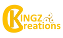 Kingz Creations Signature Logo (Transpar