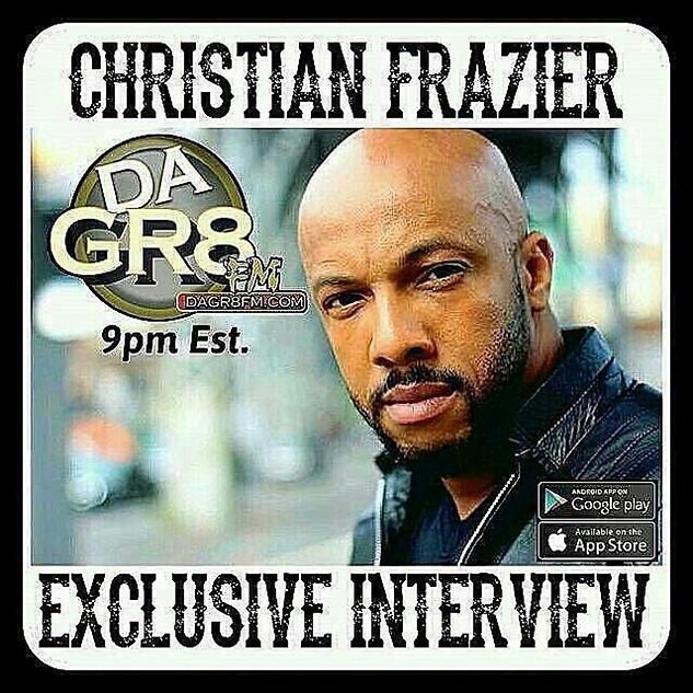 Christian Frazier