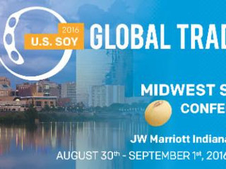 Registration Now Open for 2016 U.S. Soy Global Trade Exchange/Midwest Specialty Grains Conference