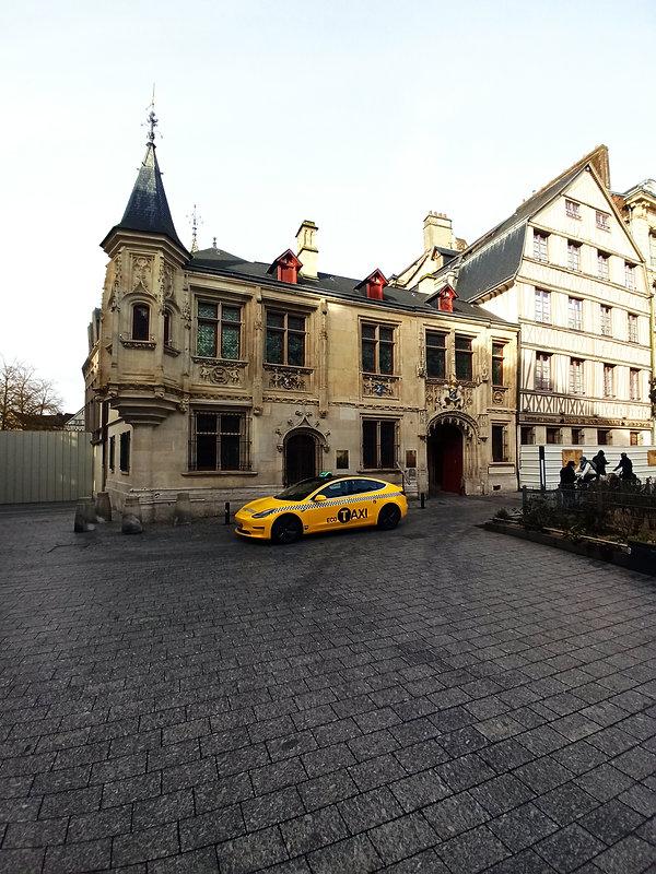 Taxi Rouen # Hôtel 5 étoiles.jpg