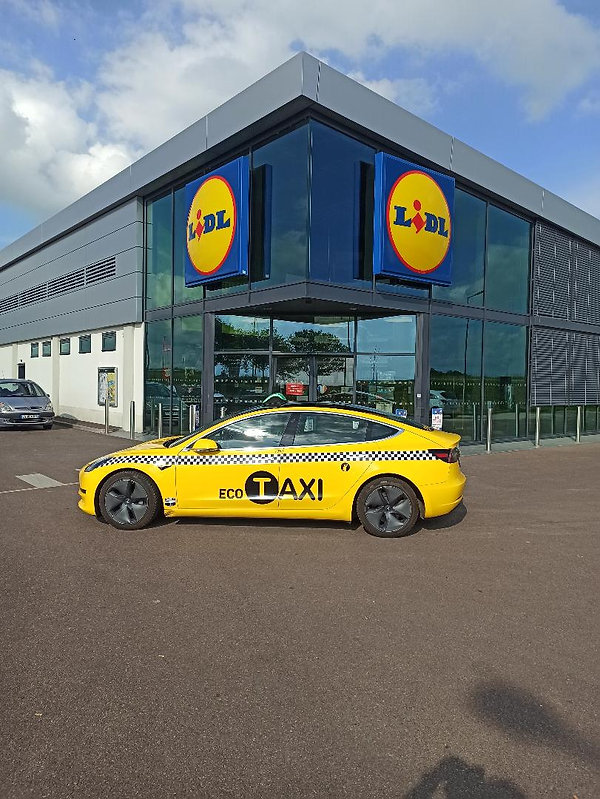 Taxi Rouen # Eco # Taxi Rouen LIDL.jpg