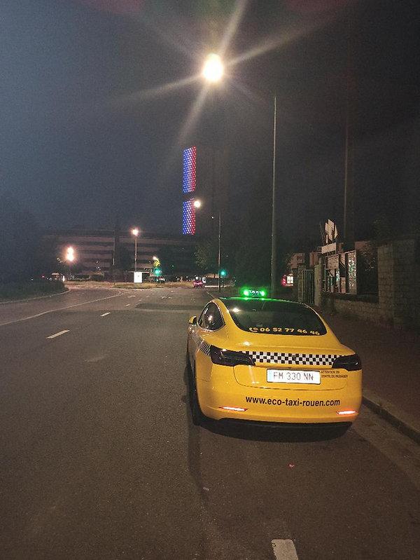 Taxi Rouen # Eco # Taxi Rouen , tour des