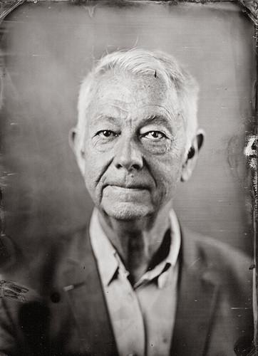 Portrait photographique au Collodion humide à Lyon
