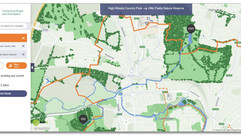 'Green routing' for walking and cycling: for active lives and healthier, happier travel choices...