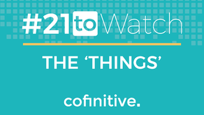 We are one of the #21toWatch!