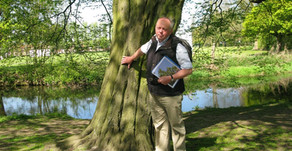Farewell Christopher Howard, author of the University of Essex Tree Walk (FindYourWay@Essex)