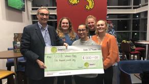 SmartNE: proud sponsors of University of Birmingham Women's Rugby!