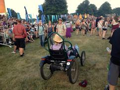 Colchester BOMA 7, Lattitude Festival
