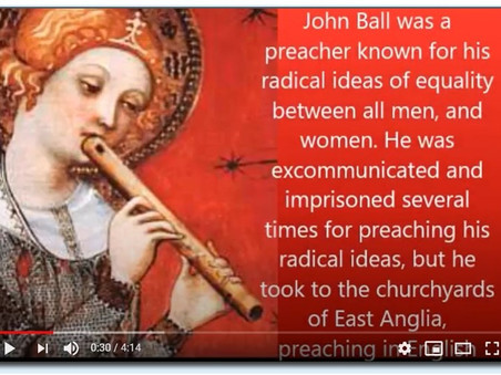 My Name is John Ball