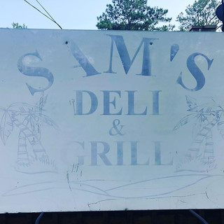 Sams before
