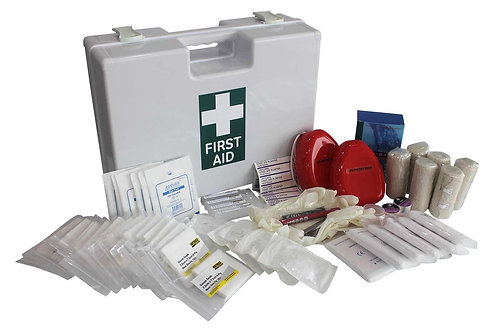 First Aid Kit Box C