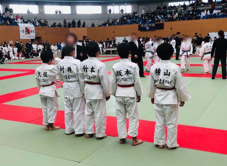 全国少年柔道大会大阪府予選会