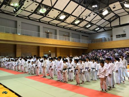 南大阪柔道選手権大会