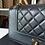 Thumbnail: Chanel Mademoiselle Enamel Flap Bag