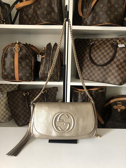Gucci Nero Soho Cellariu Crossbody Bag