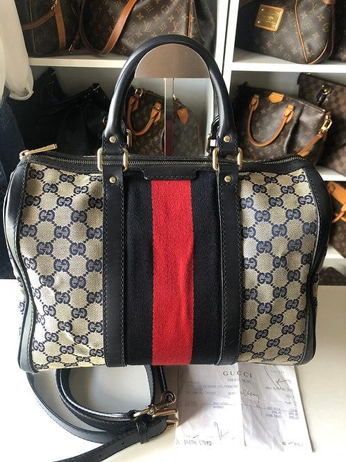 Gucci Boston Bag with Strap