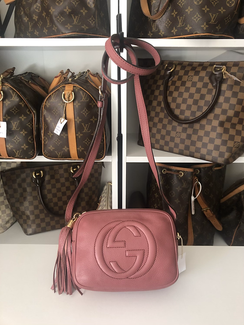 Gucci Soho Small Leather Bag