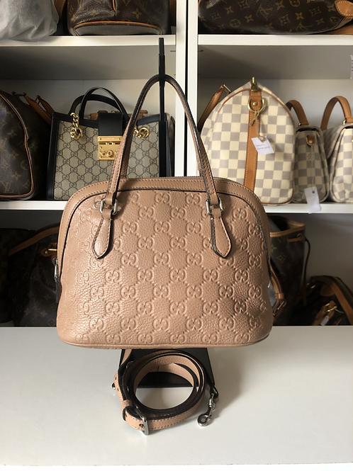 Gucci Guccissima Dome Bag